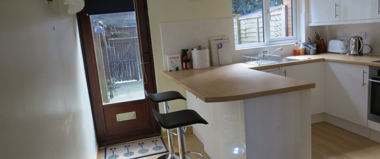 Kitchen in Taverner Holiday house